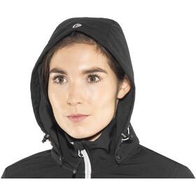 Icepeak Lucy Softshelljakke Damer, black